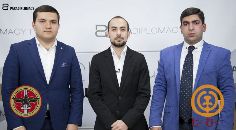 "Election formula: Republican party of Armenia – ""Yerkir tsirani"" party"