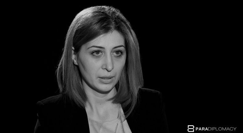 "Anna Safaryan: the violence against children has never been a ""tradition"" in Armenian culture"