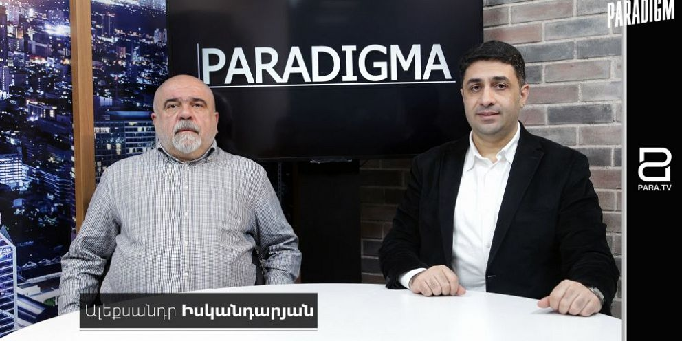 Sergo Yeritsyan: The TV companies violate the law on language every single day